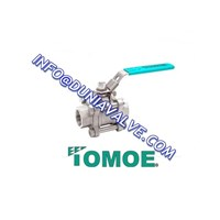 TOMOE BALL VALVE 1
