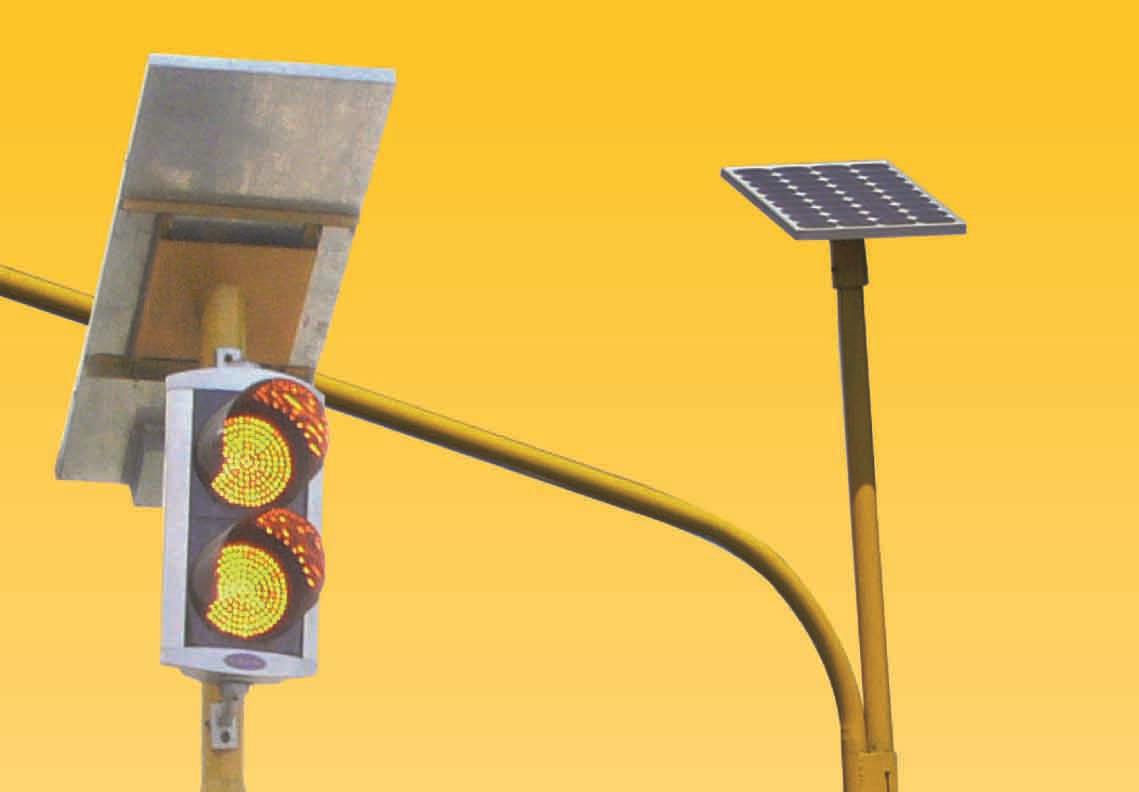 Export Solar Traffic Lights From Indonesia By Pt Industri