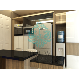 Kitchen Interior By Toko Touw Interior