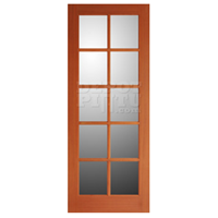 Divided Glass Full Candy Brown  Finishing 1