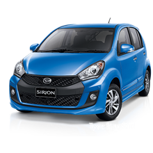 Mobil Daihatsu Sirion 1.3 D FMC MT SPORT