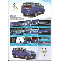 Jual Mobil Daihatsu Sigra 1.2 X AT