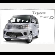 Mobil Daihatsu Luxio 1.5 D M-T MC