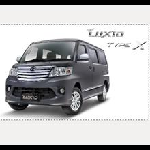 Mobil Daihatsu Luxio 1.5 X M-T MC