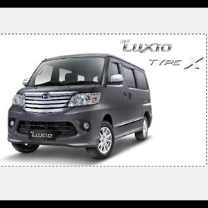 Daihatsu Luxio Png