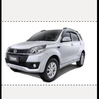 Jual Mobil Daihatsu New Terios X MT Extra