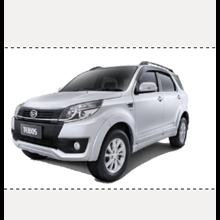 Mobil Daihatsu New Terios X MT Extra