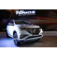 Mobil Daihatsu New Terios X DELUXE AT