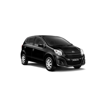 Daihatsu Ayla Type D+ 1000cc
