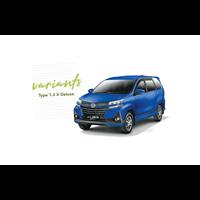 Daihatsu Grand New Xenia Type 1.3 X MT Deluxe