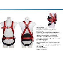 Body Harness En 361 And En 358 (Astabil FBH 30402)