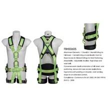 FullBody Harness EN 813 EN 361 Dan EN 358 ( Astabil FBH 50605 )