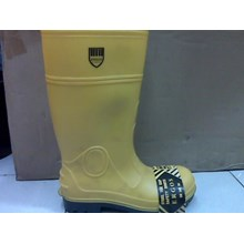 PVC Safety Boots ERGOS