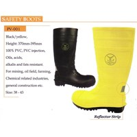 PVC Safety Boots PETROVA
