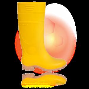 Jual Sepatu Boot AP Terra Yellow Harga Murah Bekasi oleh CV. Abadi ... 095edbd175