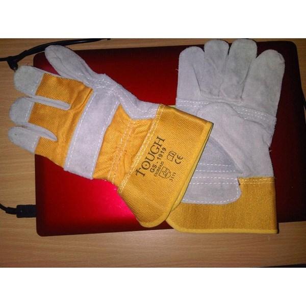The gloves TOUGH Fitter GS-1919