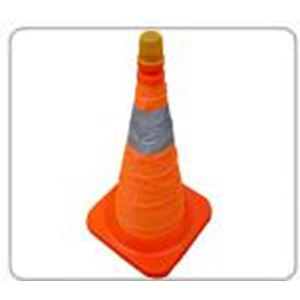 Folding Traffic Cone