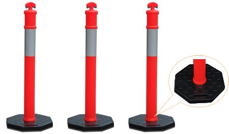 Sell Traffic Delineator Post Stick Cone From Indonesia By
