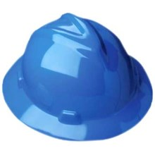 Helm Safety Msa Full Brim