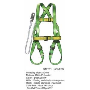 Body Harnes Safeguard Single Hook Kecil
