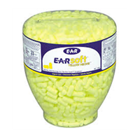 EAR SOFT Yellow NEON ONE TOUCH REFFIL