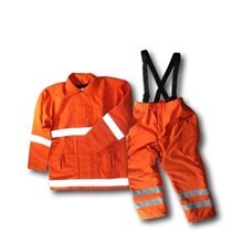 OSW Aramid Fire Suit 2Refl