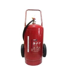 Powder Fire Extinguisher 9.11 With Trolley Included (50Kg Or 25Kg)