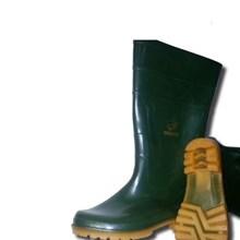 Cougar Gumboot Green (Non Steel Toe Cap)