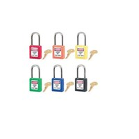 Masterlock Warning Padlocks 1