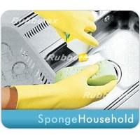 Jual Sarung Tangan Rubberex Sponge Household