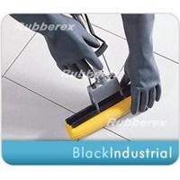 Jual Sarung Tangan Rubberex Black Industrial
