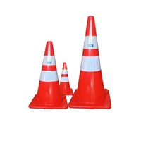 9.11 Rubber Traffic Cones 1