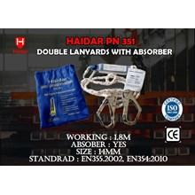Double lanyard Haidar Pn 351