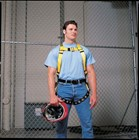 DBI-SALA Full Body Harness Universal 420 lb. 2