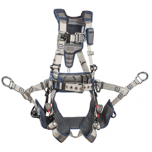 DBI Sala ExoFit Strata Tower Climbing Harness