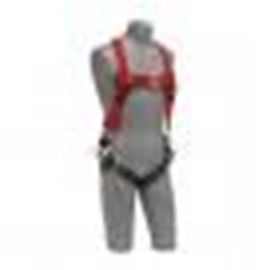 Protecta PRO Welders Harness with Tongue and Buckle Legs