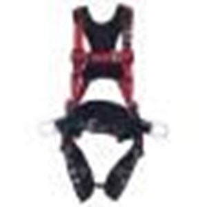 Protecta Pro Construction Style Positioning Harness with Comfort Padding
