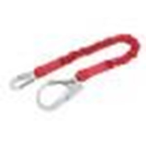 Protecta PRO Stretch Shock Absorbing Lanyard with Rebar Hook