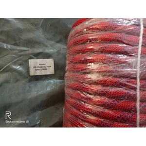 Tali Karmantel Statis Haidar Ropes Diameter 12mm 50 Meter