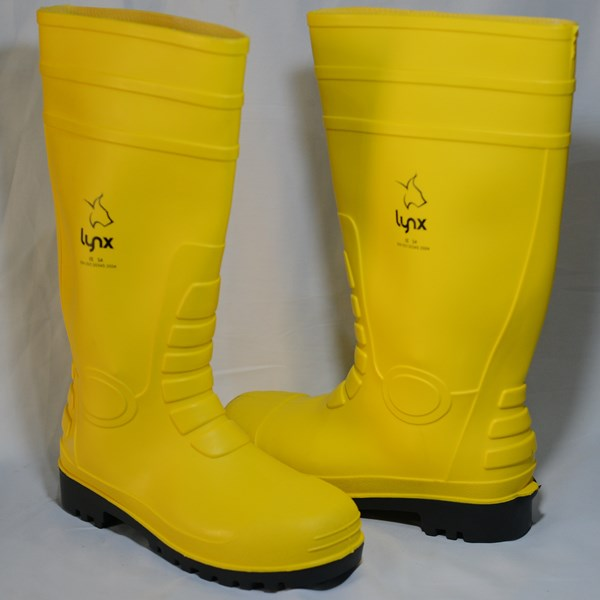 LYNX SAFETY BOOTS