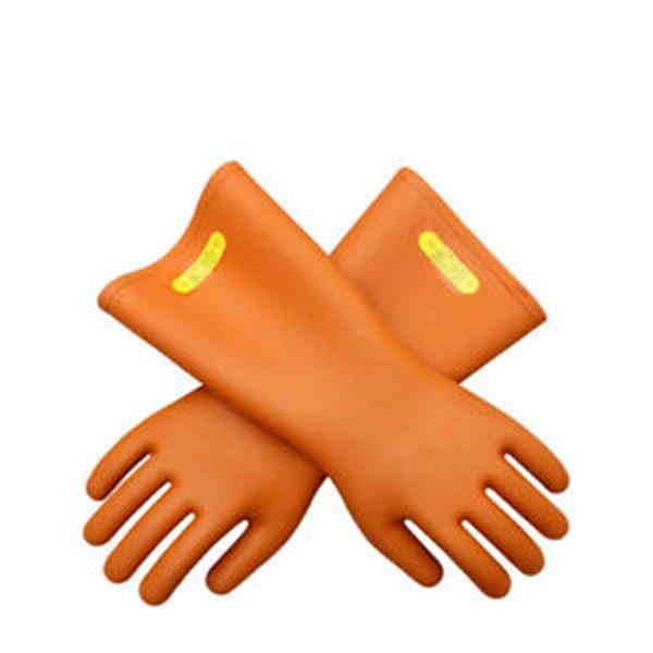 SHUANG AN 25kv Sarung Tangan Listrik Tegangan Tinggi Arus Listrik