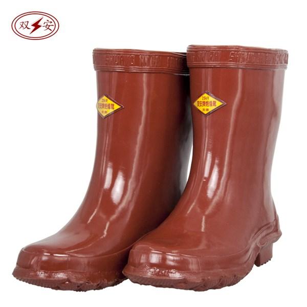 Sepatu listrik 25 kv Insulated Boots Merk SHUNG AN