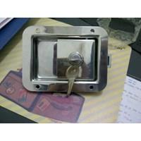 Handle Pintu Kunci Padlock Genset Stainlles Murah 5