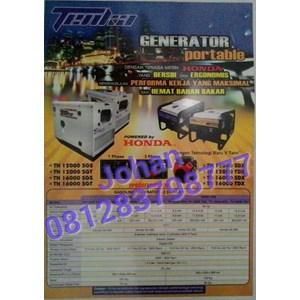 Genset Tenka Honda 10Kva Dan 12.5 Kva
