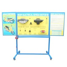 Props To VOCATIONAL Automotive Body Electrical Motor Bike Trainer