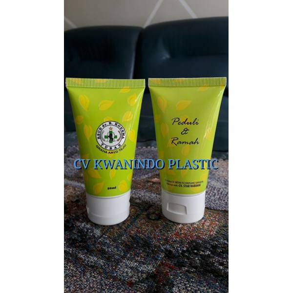 SOFT TUBE PLASTIK 50ML