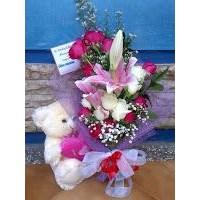 Hand Bouquet Murah 5