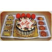 Baby Libra Cake 1