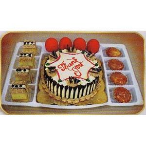 Baby Libra Cake
