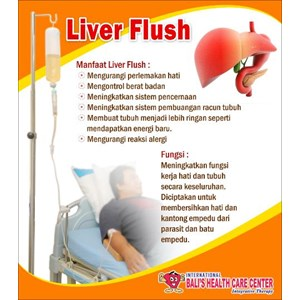 Liver Flush Therapy By Bali
